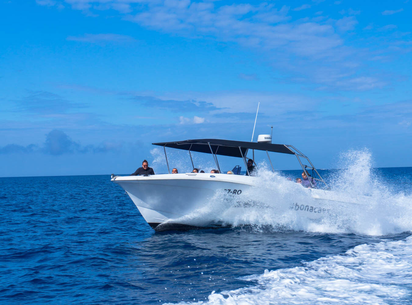 Blue Cave Tour from Split and Trogir secure speedboat